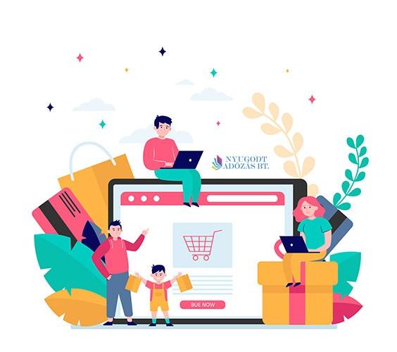 webáruház vállalkozás